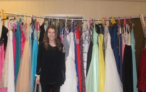 Dresses of Hope started at SHS