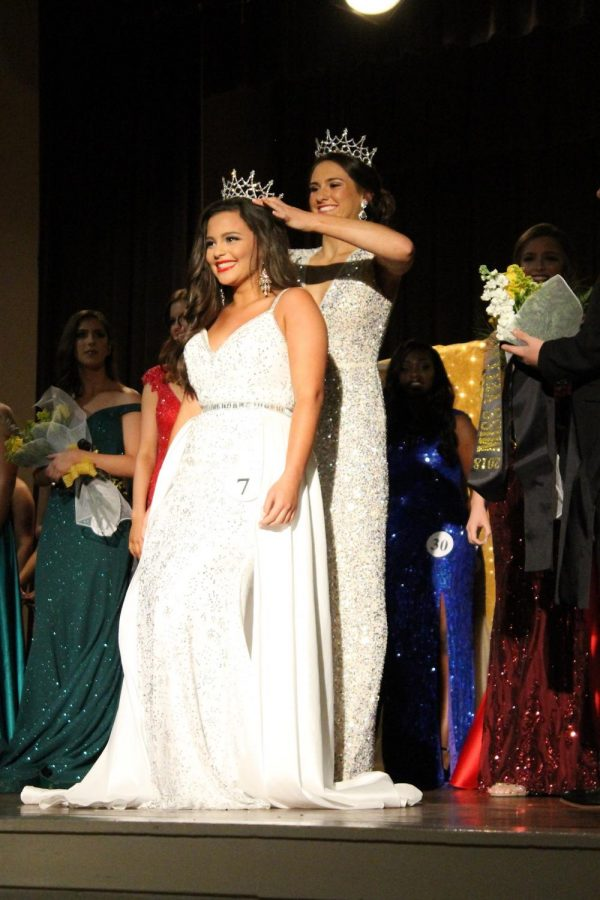 Miss Yellow Jacket 2018 crowned