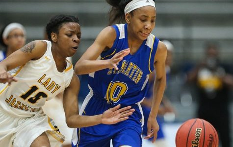 Lady Jackets quest for gold ball again