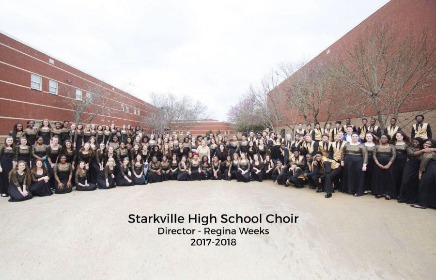Choir earns superior ratings at state competition