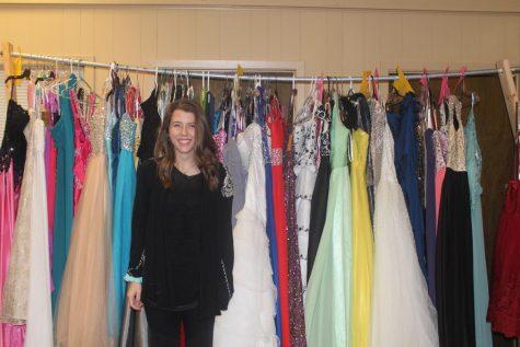 Dresses of Hope started at SHS