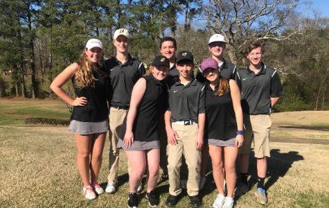 Golf season opener