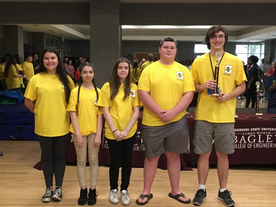 Robojackets compete in regional competition