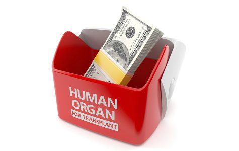 Should we be allowed to sell our organs for money?
