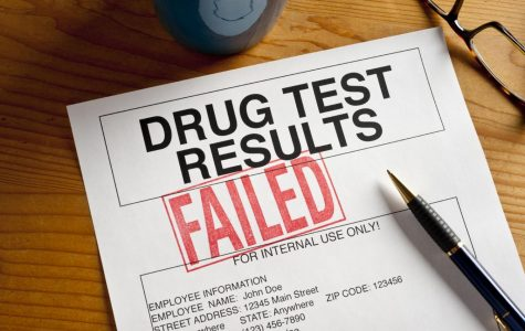Drug testing professional athletes
