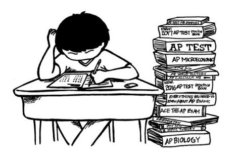 AP classes conflicting schedules