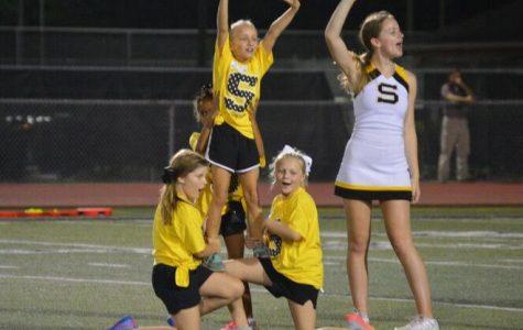 Annual mini cheer camp held