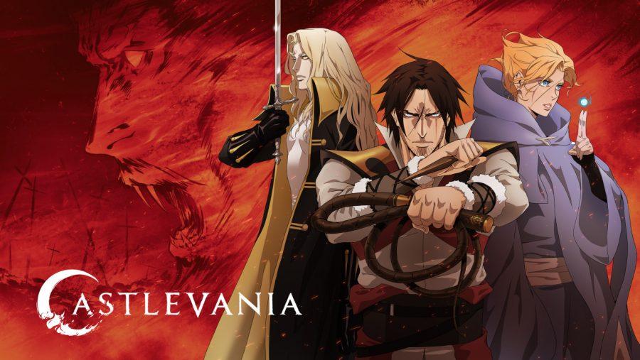 Castlevania: the best Netflix anime – The SHS Jacket Buzz