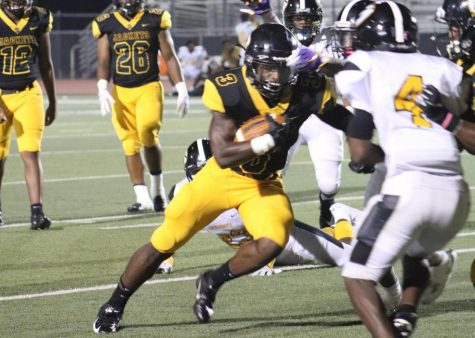 Yellow Jacket football gains a home victory