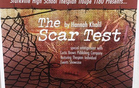 "SHS thespians present ""A Scar Test"""