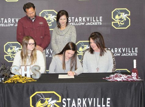 Mattox signs with Mississippi State University