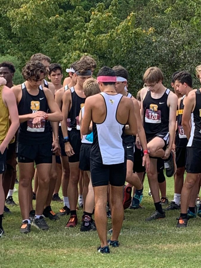 Starkville High Cross-Country endures variations in terrain