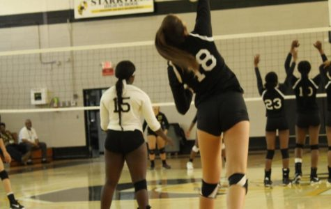 Volleyball closes season in first round of playoffs