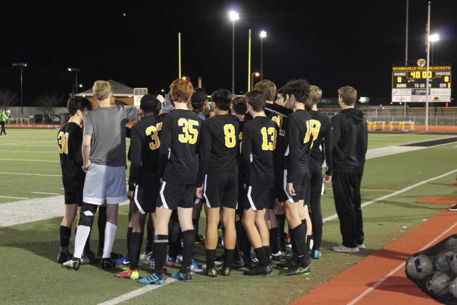 Jacket Soccer season concludes with play-off loss